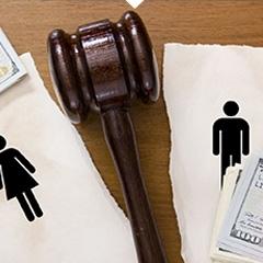 2018年婚姻法,3种情况下离婚的,可能1分钱也拿不到